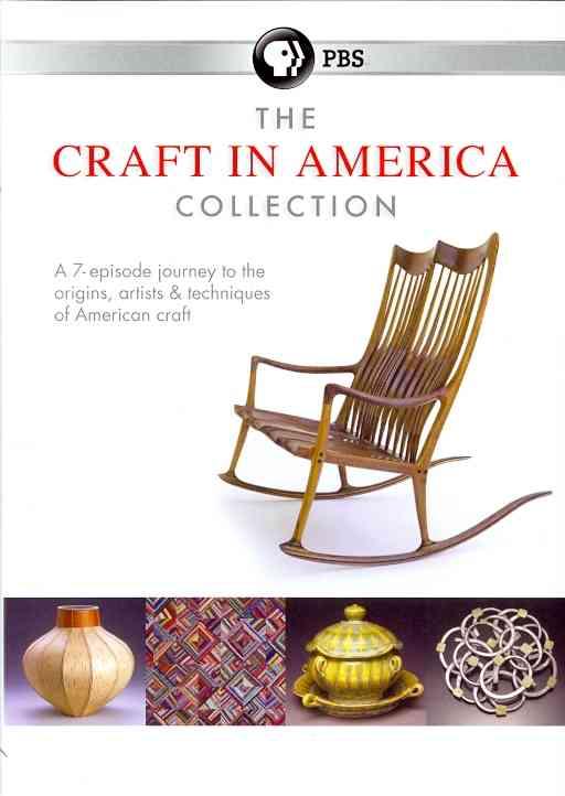 CRAFT IN AMERICA SET BY CRAFT IN AMERICA (DVD)